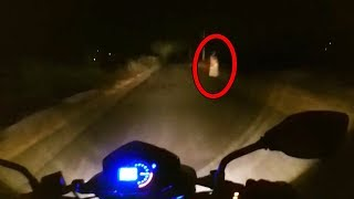 13 Scariest Mysteries Caught on Dashcam, Drones & CCTV