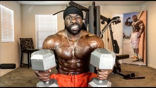 BIG CHEST In 2019 | Kali Muscle
