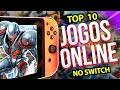Top 10 Jogos Online Para Jogar No Nintendo Switch Com A