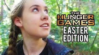 If The Hunger Games Was An Easter Egg Hunt