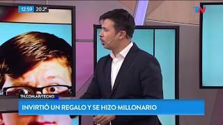 Tiene 12 años, compró bitcoins y ahora es millonario