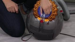 Dyson Big Ball Multifloor Canister Vacuum on QVC