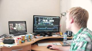 Final Cut Pro X Tutorial: How to use 2 Monitors