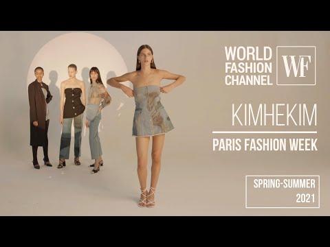 KIMHEKIM spring-summer 2021 | Paris Fashion Week