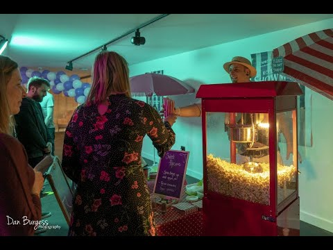 Popcorn & Candy Carts Video