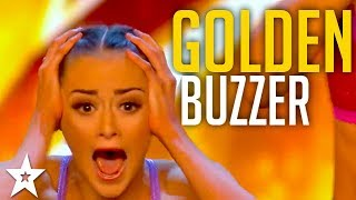 ALL GOLDEN BUZZERS on Britain's Got Talent 2017 | MerseyGirls, Sarah Ikumu & More!! - Video Youtube