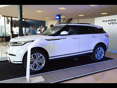 Midsummer night: Exclusieve preview Range Rover Velar