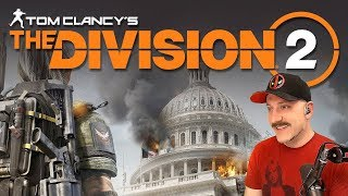 Tom Clancy's The Division 2 Gameplay / PS4 Pro / Live Stream Gameplay Tom Clancy's New Game