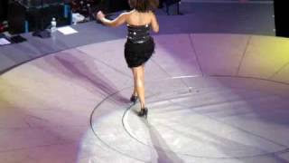 S.O.S. (Let the Music Play) - Jordin Sparks 8/7/09 Staples Center, Los Angeles