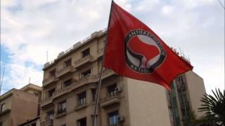 Sin Dios - Alerta Antifascista ! (Greek Lyrics)