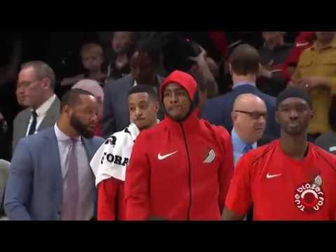 Portland Trail Blazers vs Sacramento Kings - Full Game Highlights - November 18, 2017
