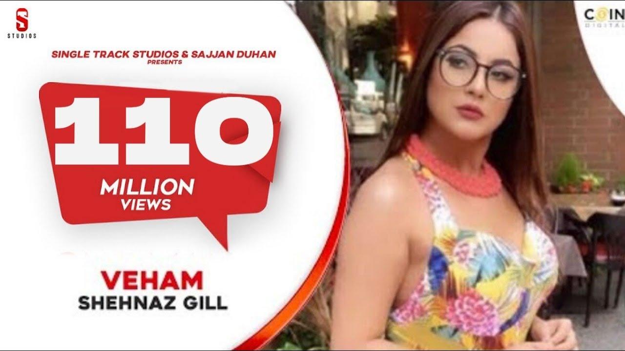 VEHAM - Full Song | Shehnaz Gill, Laddi gill | Punjabi Songs 2019| Ditto Music| St Studio - Shehnaz Kaur Gill , Sana Lyrics