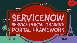 service portal servicenow tutorial - मुफ्त ऑनलाइन