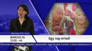 TV Budakalász / Kultúrkörkép / 2018.03.08.