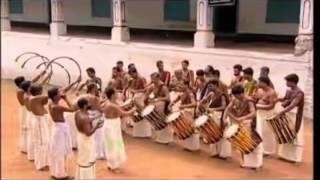 On Beat Chenda Performers From Kerala Drum Up Support