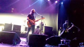 FEEDER LIVE AT THE ROUNDHOUSE, LONDON, 12 OCT 2016 - COME BACK AROUND