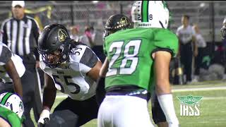 Keller Fossil Ridge vs Southlake Carroll - 2018 Football Highlights