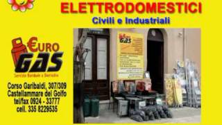 preview picture of video 'EUROGAS CASTELLAMMARE DEL GOLFO'