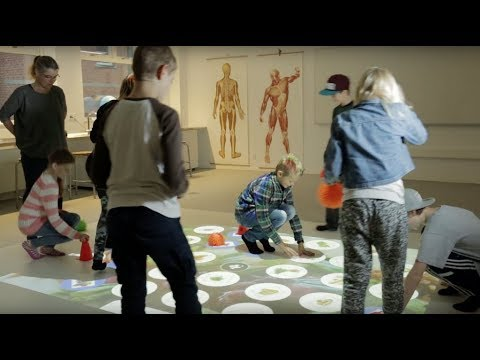 Computerspel voor jong en oud tijdens Meerpaaldagen