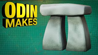 Odin Makes: Stonehenge from Spinal Tap