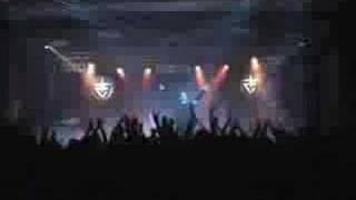 Terminal Choice ´´Schwarzer Mann´´ Live 2002