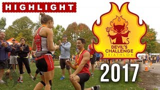 2017 Devil's Challenge Triathlon Highlight Video