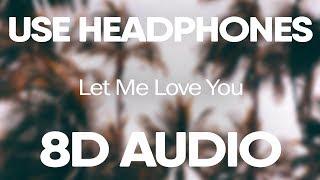 DJ Snake, Justin Bieber – Let Me Love You (8D Audio)