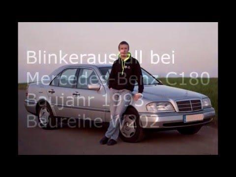 BLINKER GEHT NICHT BEI MERCEDES-BENZ C180 W202 - REPARIEREN