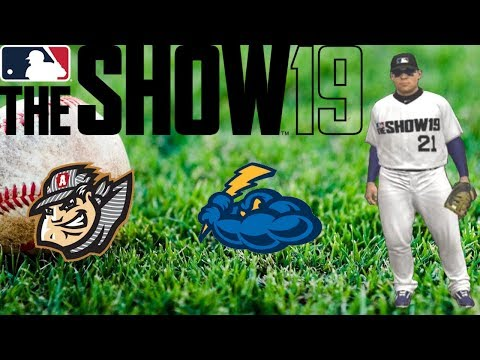 MLB The Show 19 Road to the Show PS4 Ep.17 (TRIPLE!!!)