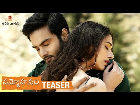 Sammohanam - Movie Trailer Image