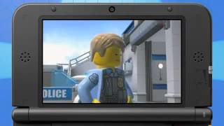 preview picture of video 'Lego City Undercover Gameplay  3DS'
