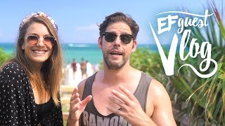 """""""Miami Beach on a Budget"""" by Mike & Nelly (Makingithappen) – EF Guest Vlog"""