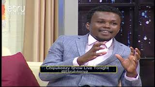 Mohammed Ali, Mr.Seed & Martin Kimathi On Chipukeezy Show (Full Eps)