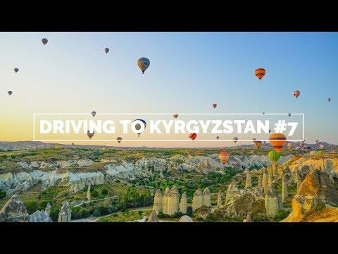 Budget Cappadocia Hot Air Balloons Flight!! Driving Across Turkey Pt. 2