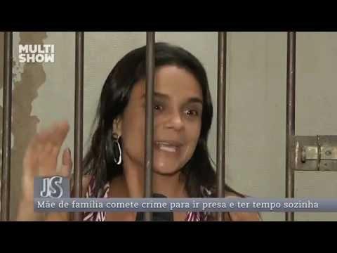 Mãe de família comete crime só para ser presa e passar um tempo sozinha