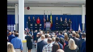 LAX主題建築開幕,軍人及其家屬專屬候機區