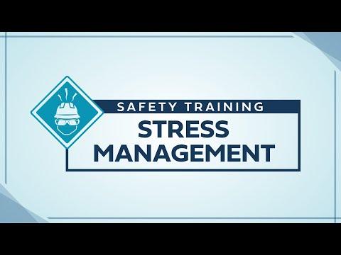 Service Training - Stress Management - YouTube