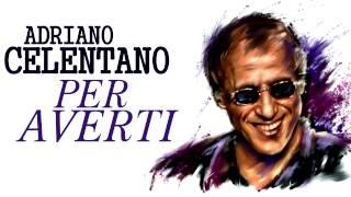 "Video thumbnail of ""Adriano Celentano - Per Averti"""