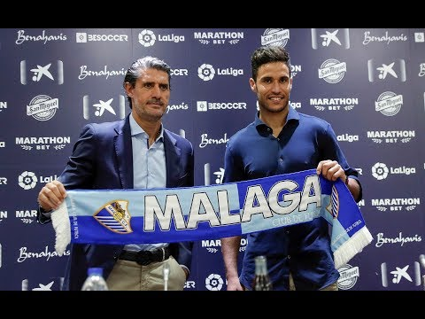 """Munir: """"El Málaga siempre ha sido un club en el que he querido jugar"""""""