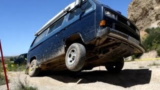 VW Volkswagen T3 Syncro 4x4 AWD 4WD