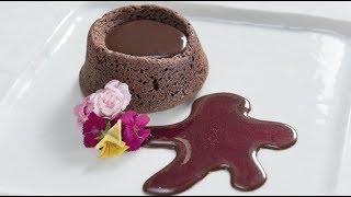 Intermediate Dessert Garnishing