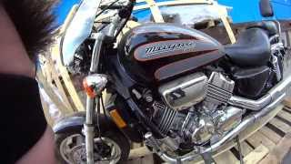 Wrr65 riding the honda magna most popular videos unboxing honda magna and first ride fandeluxe Gallery