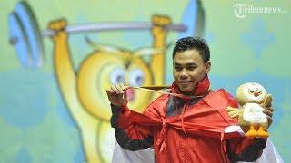 Eko Yuli, Atlet Angkat Besi Tambah Emas bagi Indonesia di Asian Games 2018