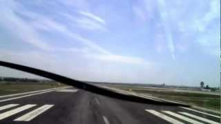 Abflug Jerez