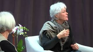 What Causes Anxiety? Eileen Fisher And Byron Katie Dive Into The Question