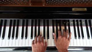 HD - Silverflame by Dizzy Mizz Lizzy (piano lesson)