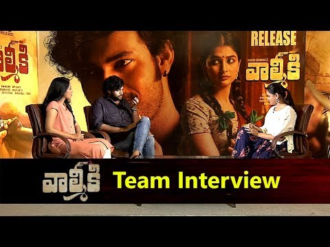 valmiki-movie-team-latest-interview