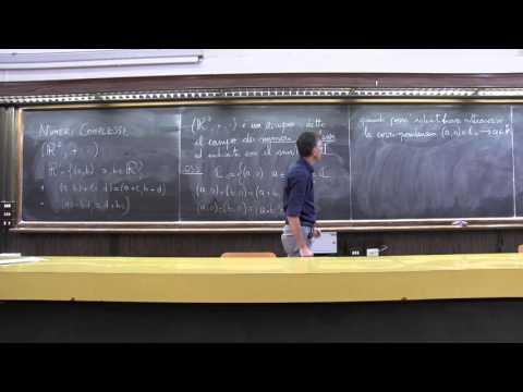 Analisi Matematica 1, Prof. Camilli - lezione 05 (25 Sett. 2015)