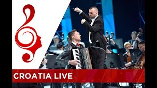 Eurovision Young Musicians 2018 (Croatia)- Richard Galliano: New York Tango - Martin Kutnar