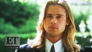 Brad Pitt's Best Hairstyles